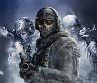 Обои на телефон современные, игры, варфаер, mw2, modern warfare 2, modern warfare