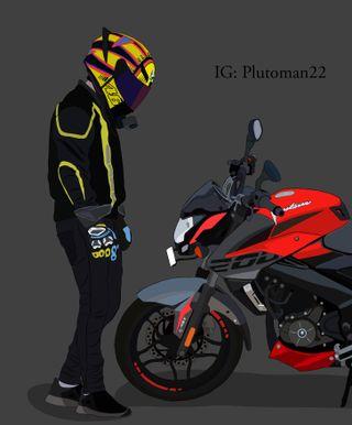 Обои на телефон хорнет, супер, мотоциклы, байк, ns200, duke, bajaj, agv, 200cc