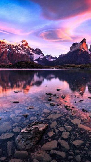 Обои на телефон природа, прекрасные, пейзаж, land, 4k landscape, 4k