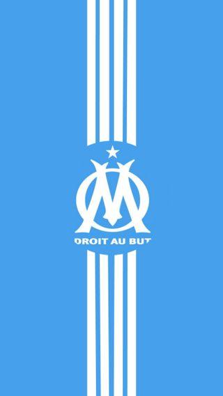 Обои на телефон ом, футбол, логотипы, om - marseille, marseille