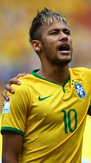 Обои на телефон неймар, футбол, бразилия, барселона