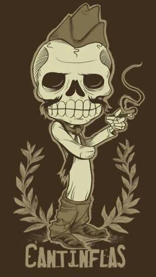 Обои на телефон мексика, хэллоуин, xantolo, dia de muertos, cantinflas esqueleto, cantinflas
