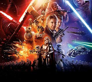 Обои на телефон войны, фильмы, фильм, сила, звезда, джедай, sw, star wars