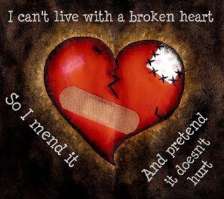 Обои на телефон болит, цитата, сломанный, сердце, одиночество, любовь, жизнь, грустные, sad quote, love, cant live
