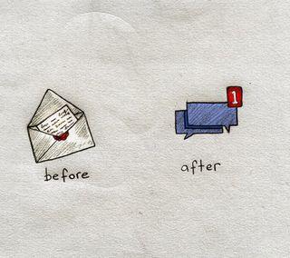 Обои на телефон сообщение, перед, after