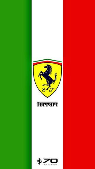 Обои на телефон италия, феррари, машины, логотипы, ferrari