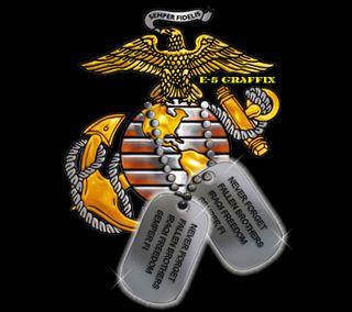 Обои на телефон морские пехотинцы, дьявол, собаки, usmc ega dog tags, usmc, infantry, grunt, devil dogs, 0331