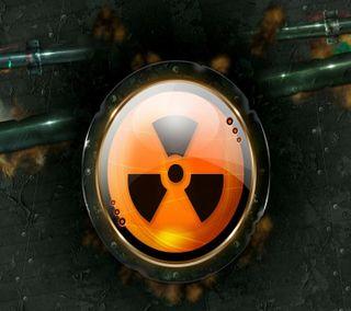 Обои на телефон предупреждение, опасные, radioactivity
