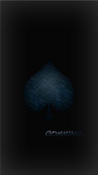 Обои на телефон карты, темные, синие, comming