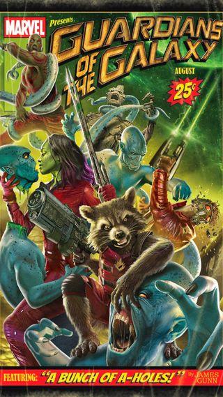 Обои на телефон стражи, марвел, комиксы, галактика, marvel galaxy, marvel