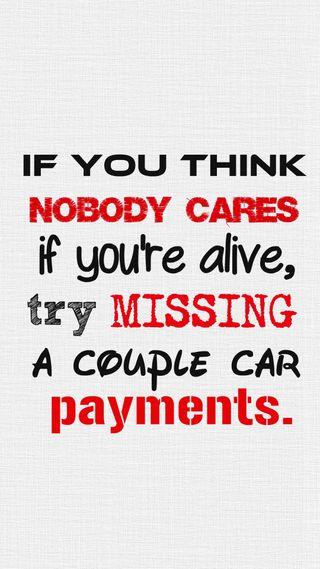Обои на телефон думать, цитата, ты, поговорка, забавные, живой, try, payment, missing, cares