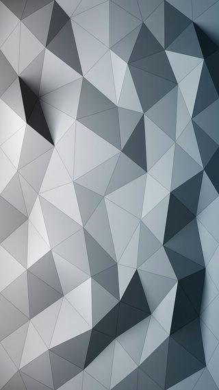 Обои на телефон многоугольник, шаблон, треугольники, текстуры, абстрактные, hd, 3д, 3d, 1080p