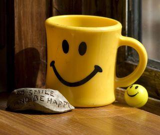 Обои на телефон чашка, счастливые, смайлики, абстрактные, happy, cup, boll
