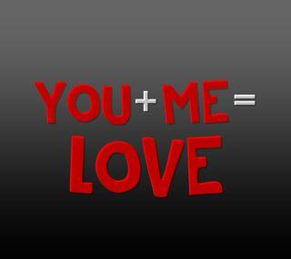 Обои на телефон серые, любовь, красые, love