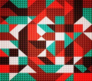 Обои на телефон геометрия, цветные, фон, красочные, абстрактные