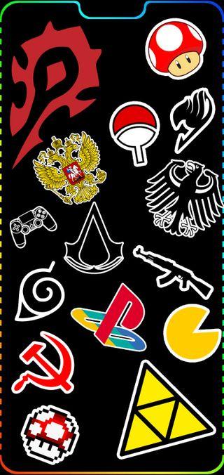 Обои на телефон хуавей, облегченные, мой, wow, timo, my huawei p20 lite, horde, gameing