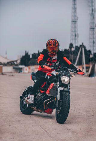 Обои на телефон ямаха, мотоциклы, моторы, байк, yamaha mt 07, yamaha, stunt, plus, motosiklet, motor, melihtasci, hakan can namli