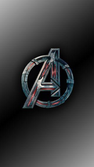 Обои на телефон развлечения, мстители, логотипы, avenger logo