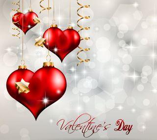 Обои на телефон валентинки, счастливые, сердце, романтика, любовь, день, love, happy
