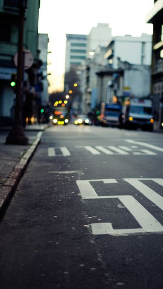 Обои на телефон ок, улица, приятные, огни, крутые, классные, вид, автобус, street hd