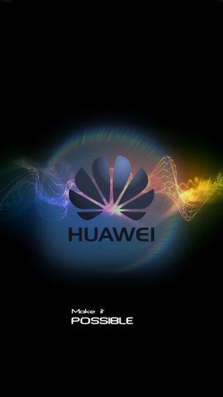 Обои на телефон хуавей, оно, делать, возможный, huawei makeit