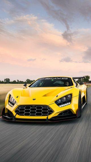 Обои на телефон суперкары, спортивные, машины, желтые, гиперкар, америка, mellow yellow