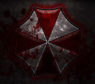 Обои на телефон corporation, логотипы, страшные, зло, кровь, амбрелла