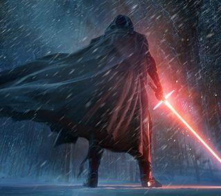 Обои на телефон войны, фильмы, фильм, сила, свет, сабля, звезда, star wars, light saber