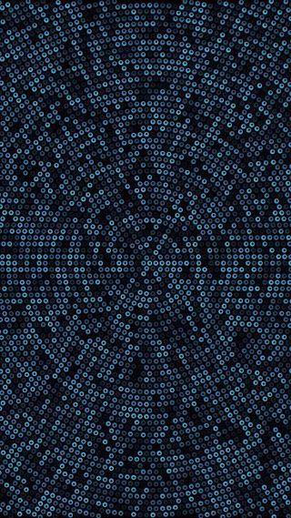 Обои на телефон шаблон, фон, синие, матрица, whatsapp wallpaper, whatsapp