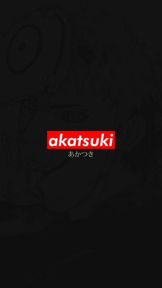 Обои на телефон акацуки, черные, учиха, простые, наруто, манга, логотипы, аниме, supreme, akatsuki supreme