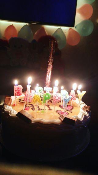 Обои на телефон вишня, торт, счастливые, сердце, свечи, свеча, рамадан, день рождения, happy