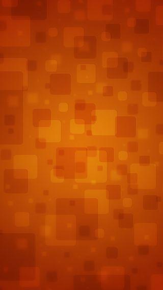 Обои на телефон квадраты, шаблон, текстуры, оранжевые, абстрактные