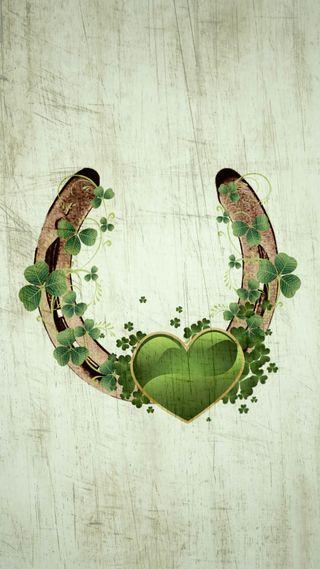 Обои на телефон удача, трилистник, март, кельтский, ирландские, день, st paddys day, luck o the irish, horseshoe