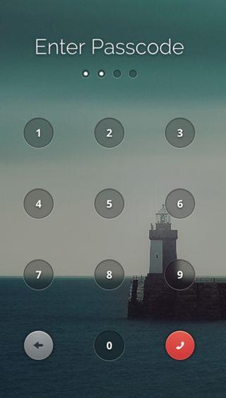 Обои на телефон экран, разблокировать, passcode