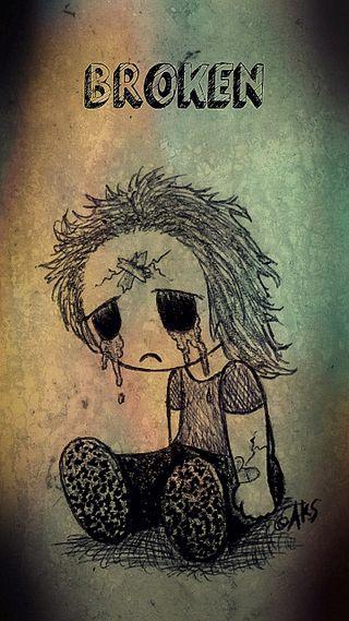 Обои на телефон готические, я, эмо, человек, ты, странный, сломанный, слезы, рисунки, повредить, малыш, люди, кукла, депрессивные, грустные, готы, высказывания, боль, арт, аниме, cry, broken goth doll, art
