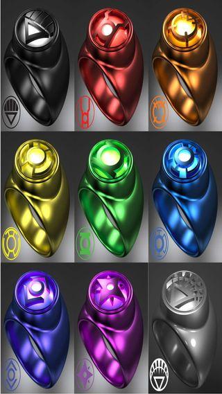 Обои на телефон фонарь, комиксы, кольца, вселенная, lanterns, lantern rings, dc universe