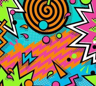 Обои на телефон постер, крутые, абстрактные, cool poster