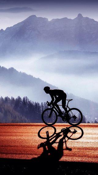 Обои на телефон icio, ciclismo