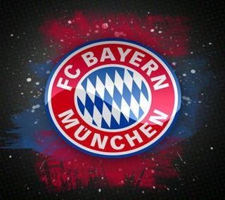 Обои на телефон германия, логотипы, бундеслига, бавария, uefa, bayern munchen