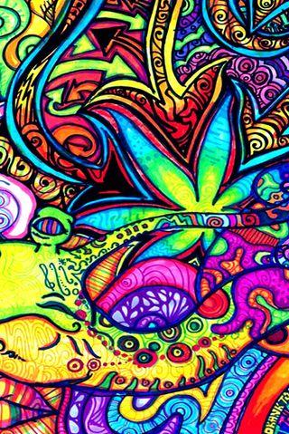 Обои на телефон психоделические, конепт, яркие, красочные, арт, абстрактные, art