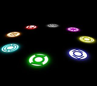 Обои на телефон фонарь, оранжевые, красые, комиксы, зеленые, желтые, lanterns