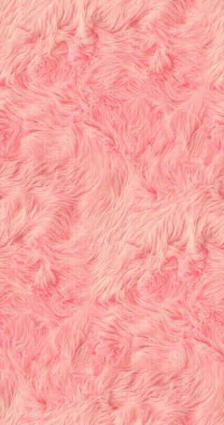 Обои на телефон розовые, мех