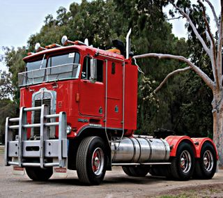 Обои на телефон грузовик, fair, 49