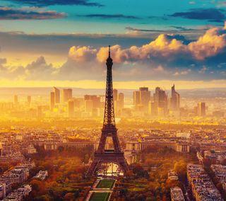 Обои на телефон эйфелева башня, испания, природа, нью йорк, лондон, италия, дубай, боке, башня, eiffel tower bokeh