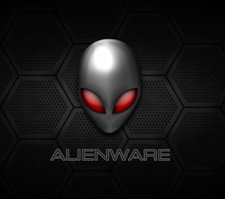 Обои на телефон пришелец, alienware
