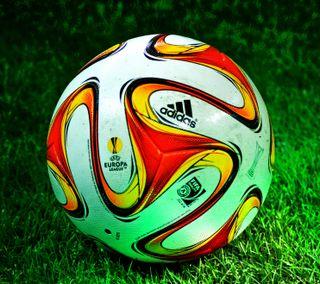 Обои на телефон лига, мяч, uefa, steaua, europa