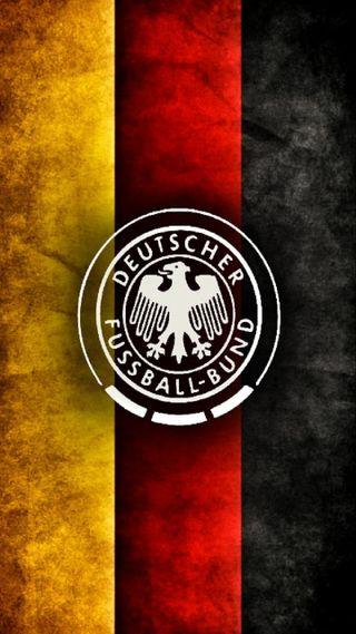 Обои на телефон флаги, германия