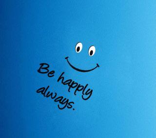 Обои на телефон будь, чувства, счастливые, смайлики, новый, мультфильмы, лицо, крутые, жизнь, всегда, happy