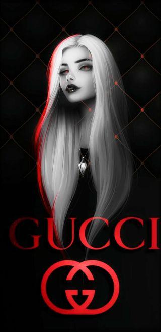 Обои на телефон стиль, симпатичные, прекрасные, красота, девушки, гуччи, gucci girl, gucci
