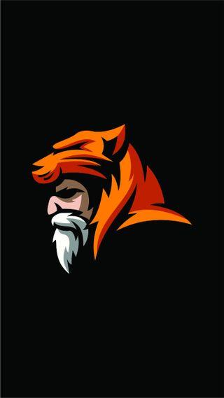 Обои на телефон икона, символ, оранжевые, логотипы, лев, король, дизайн, айфон, smarty khan, avez khan